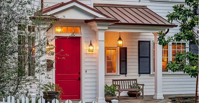 Exterior High Quality Painting Albany Door painting in Albany